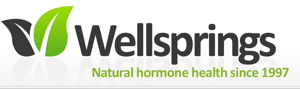 Wellsprings Serenity Natural Progesterone Cream